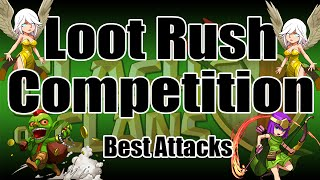 Clash of Clans-Loot Rush Competition: Crazy Loot!!!