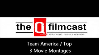 REVIEW : Team America / Top 3 Movie Montages