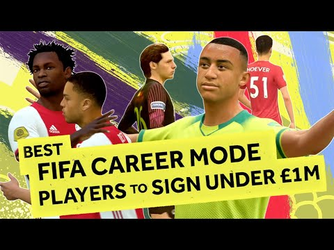 Top FIFA 20 Career Mode Signings and Bargains Under £1 Million