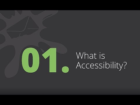 Email Accessibility Best Practices Webinar | Email on Acid