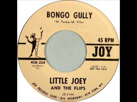 Little Joey & The Flips - Bongo Gully (Joy 268) 1962