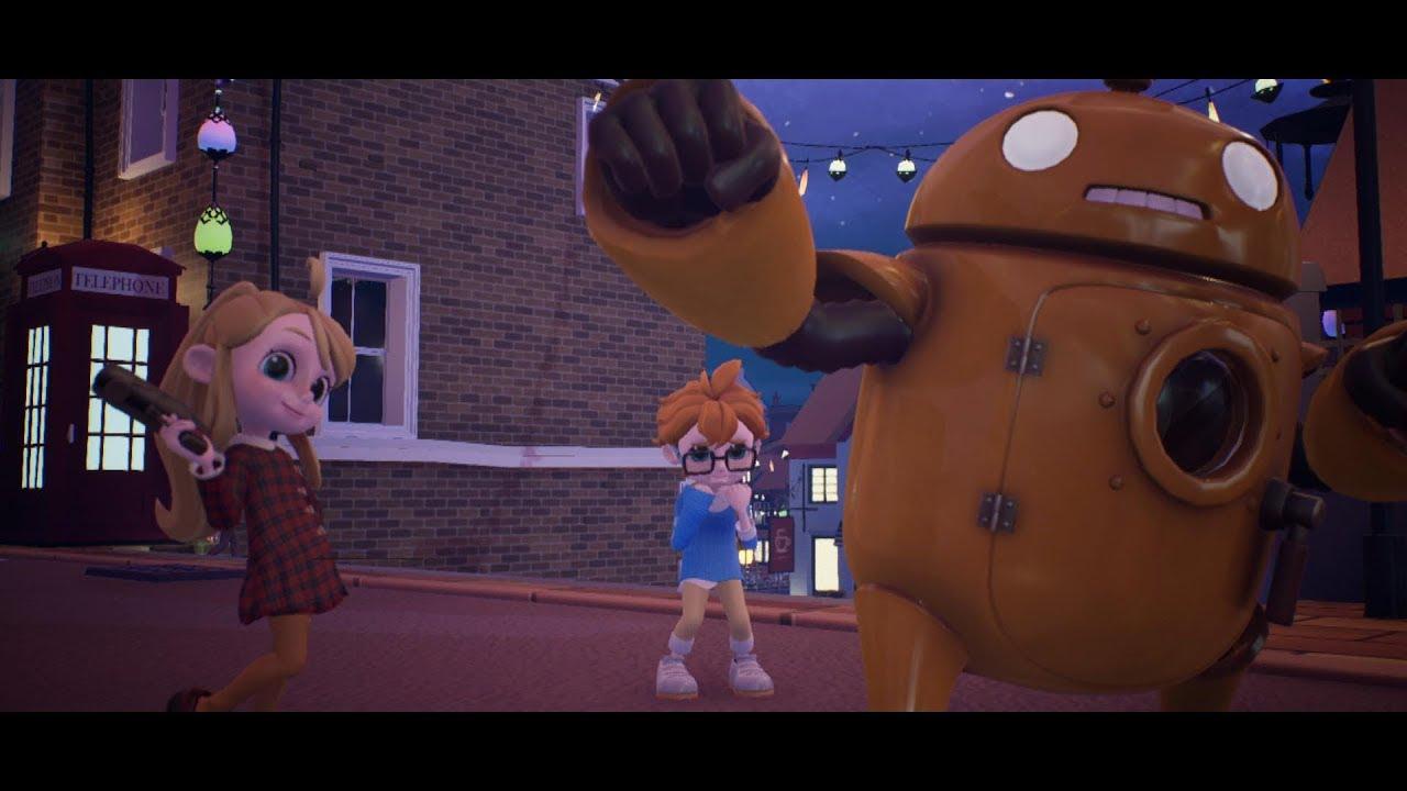 PS4『命運連動』上市預告片