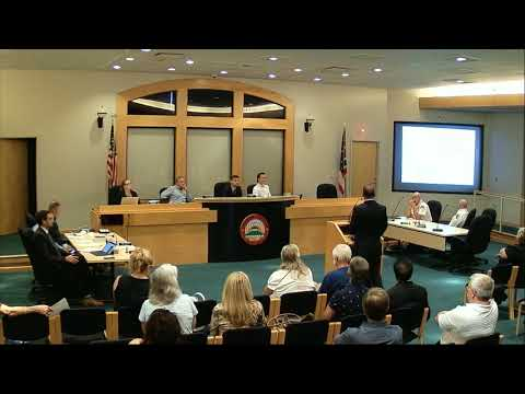 08/22/17 - Special Meeting of the Board of Trustees