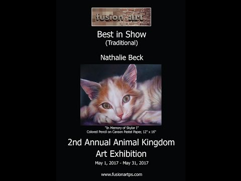 2nd Annual Animal Kingdom International Art Exhibition - May 2017 (Traditional Category)
