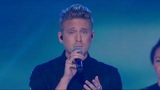 Danny Saucedo - Så som i himlen - Idol Sverige (TV4)