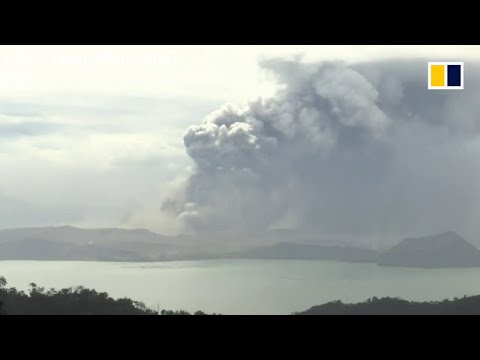 Taal Volcano eruption warning as Philippines braces for possible 'hazardous explosion within hours'