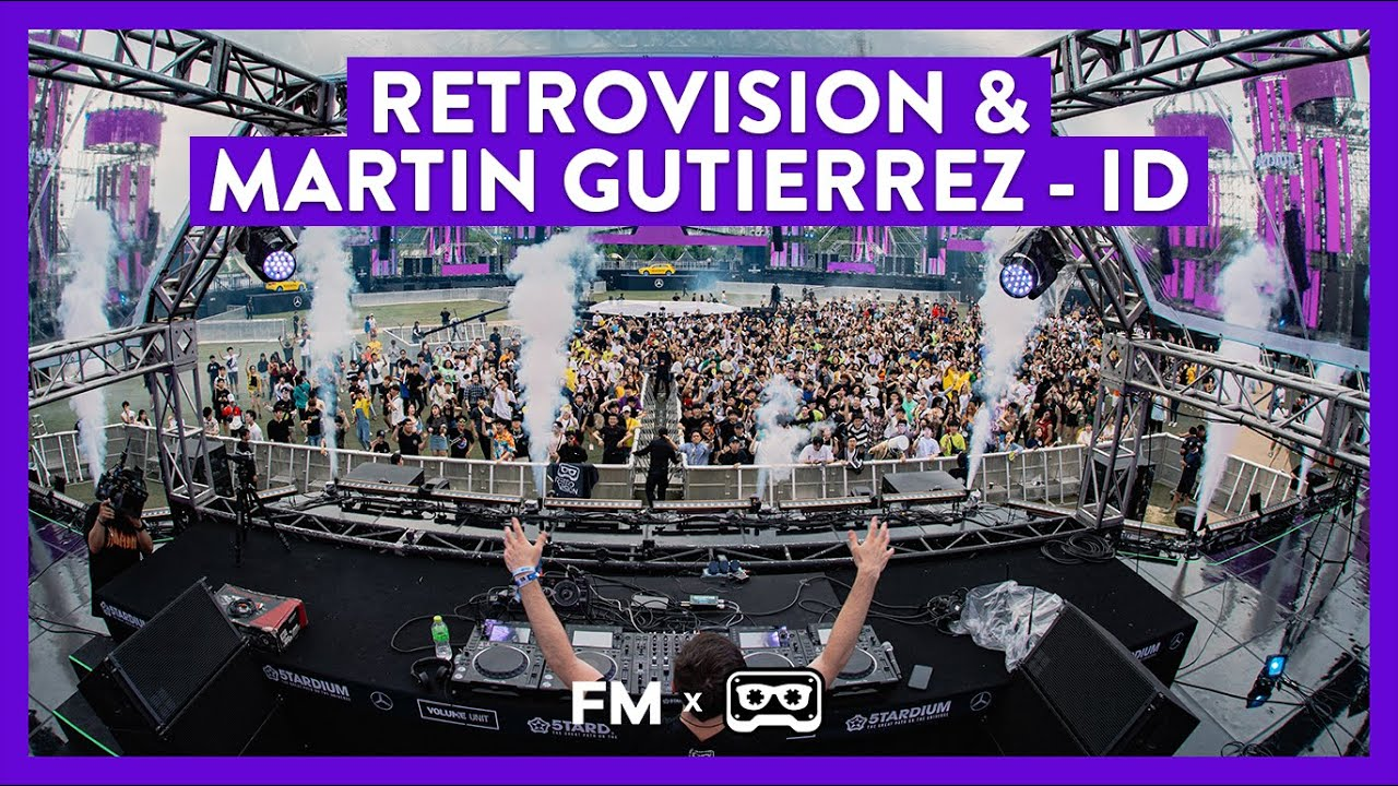 RetroVision & Martin Gutierrez - ID (Original Mix)