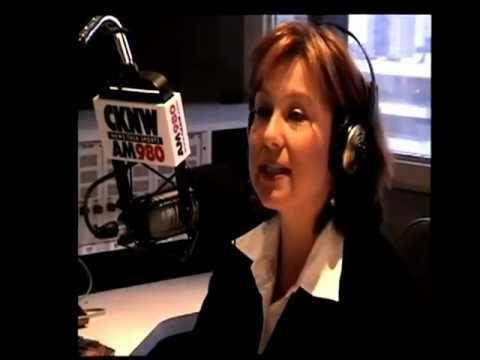 B.C.'s Christie Clark, Before She Was Premier of British Columbia, As Talk  Host on CKNW