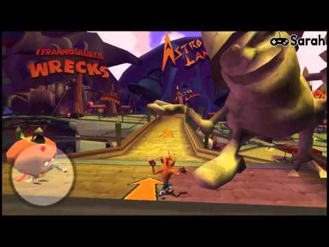 [Retro_PSP] Crash Tag Team Racing (1)