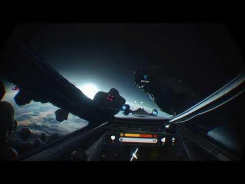 Star Wars Battlefront VR X wing