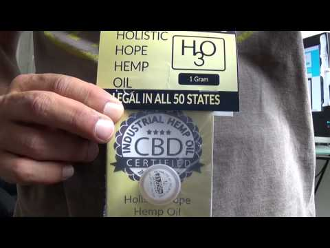 Legal CBD DABS Review