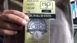 Legal CBD DABS Review