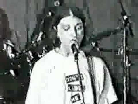 Placebo Nancy boy unsigned in the city 1995