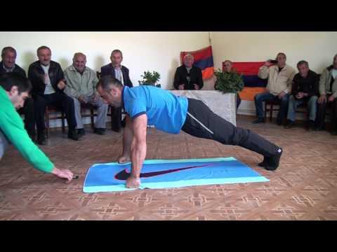 Ginesi Rekord Artyom Soloyan