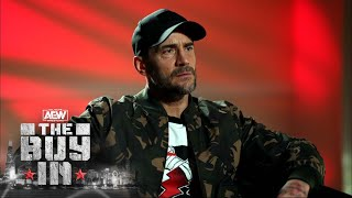 CM Punk Returns to the Ring TONIGHT LIVE on PPV   The Buy-In: AEW All Out 9/5/21 Chicago, IL