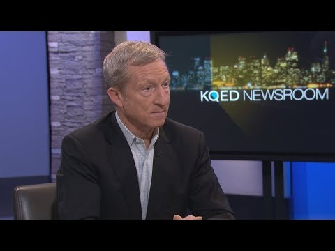 Tom Steyer, H-1B Visa Reform, Legal Pot in California
