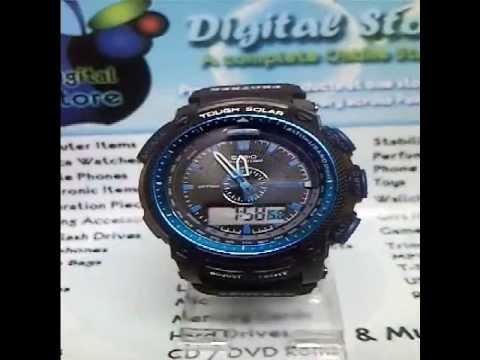 часы Casio Protrek 5113 Prg-500g инструкция - фото 7