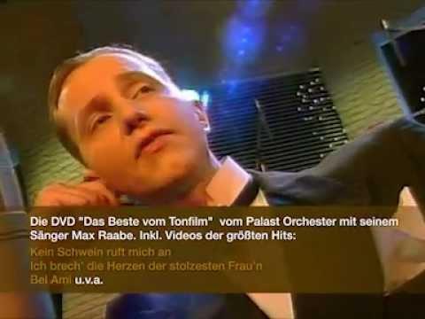 Das Palast Orchester mit seinem Sänger Max Raabe - Das Beste vom Tonfilm DVD TEASER