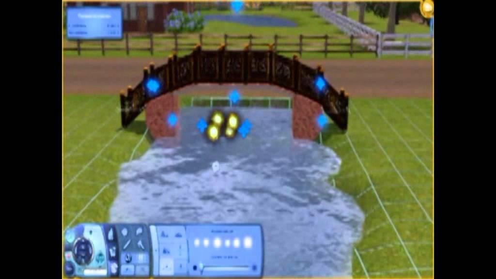 Как сделать мост в симс 3 фото 199