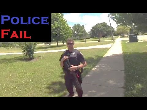 Open Carry - Police Intimidation Fail in Wauwatosa WI