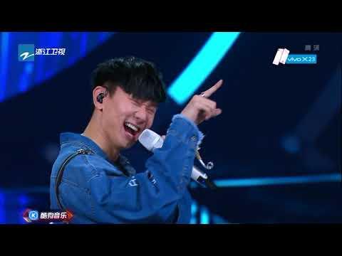 怎么能有JJ林俊杰这么性感的男人!改编版《小情歌》再创情歌辉煌《梦想的声音3》花絮 EP10 20181229 /浙江卫视官方音乐HD/
