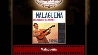 Luis Alberto del Paraná – Malagueña (Trio Los Paraguayos)