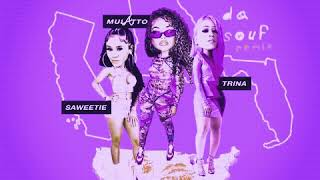 Mulatto b!tch from the souf (remix) ft Saweetie & Trina [slowed down by Melody Wager]