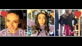 Get Ready With Me: Going to Class! Thumbnail