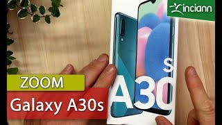 Unboxing e considerazioni Samsung Galaxy A30s Prysm Crush Green