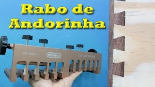 Jig Rabo de Andorinha - Review  e Como u...