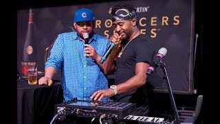Zaytoven Shares How He Made It and Makes Beat Live at Chicago Semifinal