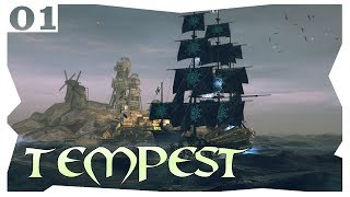 Tempest - Part 1 (PIRATE RPG)