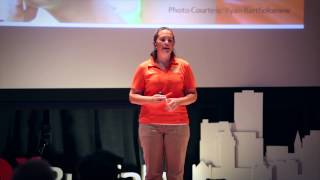 Youth coaching -- More than a game | Anna-Lesa Calvert | TEDxBuffalo