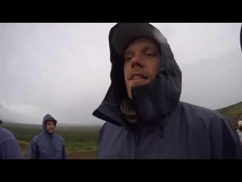 Iceland fly fishing 2016