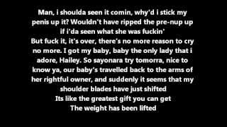 Download Eminem - Hailey's Song Lyrics [HQ sound] Mp3 and Videos