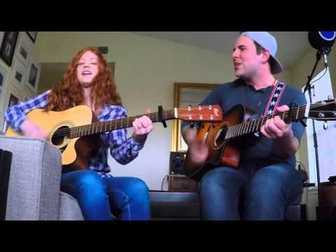 Home Alone Tonight - Luke Bryan ft. Karen Fairchild (Cover by Treecy McNeil and Sam Rhoads)