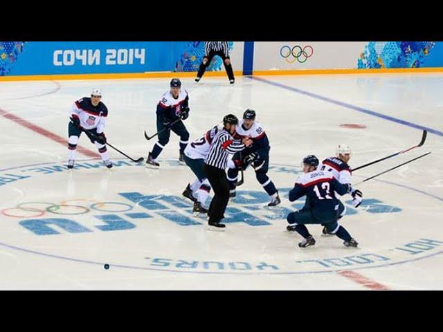 Soči 2014 hokejový turnaj (CZ) muži #1