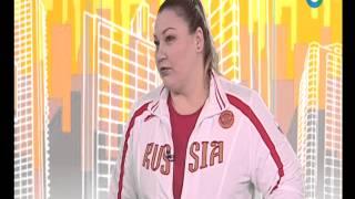 Гость эфира заслуженный мастер спорта России, семикратная чемпионка мира по  сумо Олеся Коваленко!