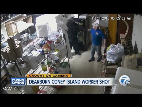 Coney Island worker shot during robbery