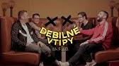 Debilné Vtipy #34 (Špeciál) - Michael Szatmary a Marián Psár vs. Matej Adámy a Joe Trendy