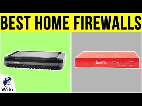 9 Best Home Firewalls 2019