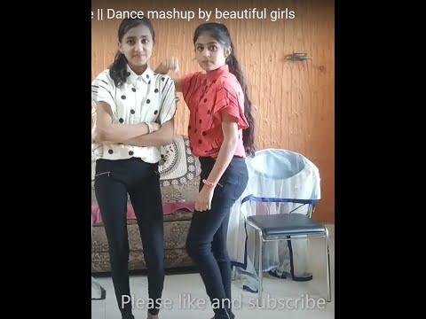 Bollywood remix songs dance    Dance mashup by beautiful girls