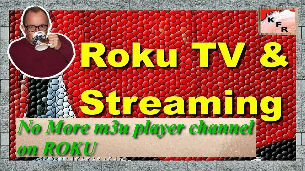 Roku REMOVED the m3u playlist player channel l IPTV and ROKU streaming