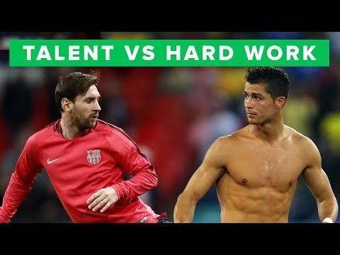 HARD WORK VS TALENT | what is most important in football?