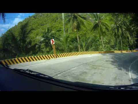 Tour West Coast Cebu, Barili to Toledo, Cebu, Philippines