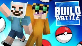 Video Minecraft Build Battle With Duncan - Pokemon & Adventure Time! download MP3, 3GP, MP4, WEBM, AVI, FLV Juli 2018