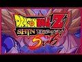 DESCARGA Dragon Ball Z Shin Budokai 5 v6 GRATIS Para Android y PC