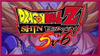 DESCARGA Dragon Ball Z Shin Budokai 5 v6 Para Android y PC
