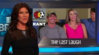Rant | The Last Laugh #BB19 #PaulRetirementParty