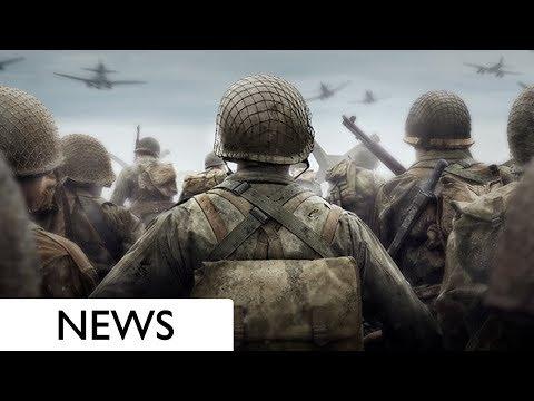 CoD: WWII Scene Was Mistakenly Censored In Germany   CG News